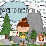 Character Ed Lesson on Self Discipline & Goal Setting: Goal Mountain Game