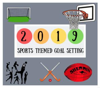 Goal Setting: Sports Themed