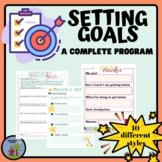 Templates for Goal Setting