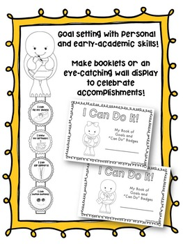 """Goal Setting With Basic Skills: """"I Can Do It!"""""""