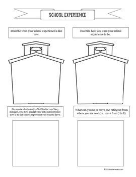 Goal Setting Workbook For Kids