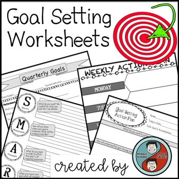 Goal Setting Worksheets