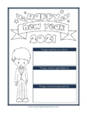 Goal-Setting Worksheets for New Year's