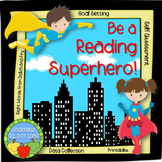 Goal Setting and Data Collection: Be a Reading Superhero!