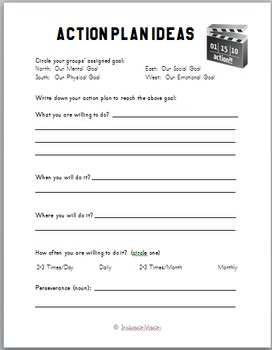 Goal Setting and Perseverance Instruction for Children