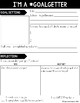 Goal Setting and Reflection Student Journal