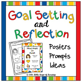 Goal Setting and Reflection for Early Years