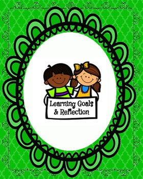 Goal Setting and Reflections For Math