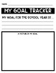 Goal Setting Worksheet & Goal Check-in and Tracker
