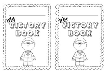 Goal Setting and Victory Book Covers