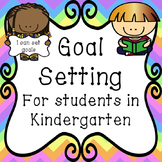 Goal Setting for Kindergarteners