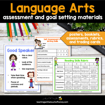 Assessment and Goal Setting in Language Arts