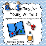 Goal Setting in Writer's Workshop