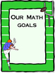Goal Setting with Students Unit (Intermediate Grades)