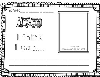 Goal Setting with the Little Engine That Could