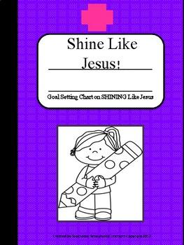 Goal Sheet for Following Jesus