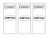 Goal & Strategies Bookmark
