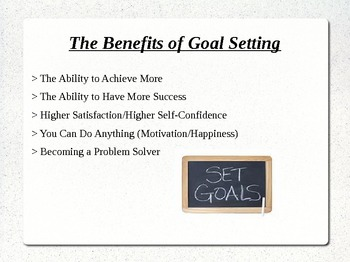Goal!!! Succeeding Through Achieving