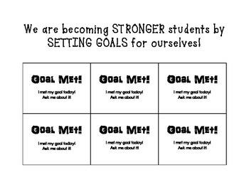 Goal Tags