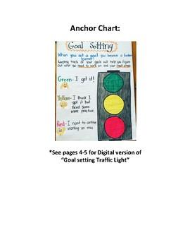 Goal Talk Prompt Cards (Bilingual)
