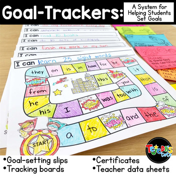 Goal-Trackers: A System for Helping Students Set Goals