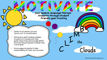 Speech Therapy Motivation- Articulation