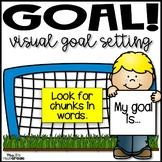 Goal! Visual Goal Setting Sheet for Students