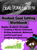 Student Data Folder: Setting Goals and Tracking Growth
