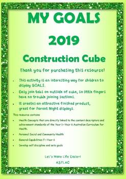 Goals 2018 - Construction Cube
