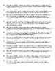 Goals Bank- Writing, Grades 7-12