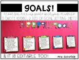 Goals Bulletin Board