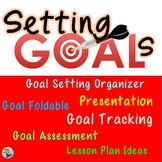 New Year's Goals Unit Upper Elementary Middle School