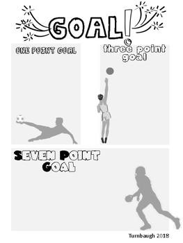 Goals! Doodle