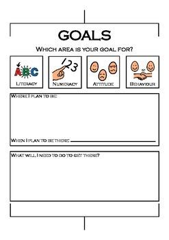Goals Folder