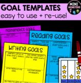 Goal Templates