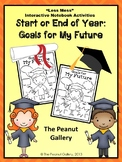Goals for My Future (Goal Setting Posters)