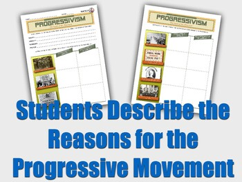 Goals of the Progressive Movement Digital Activity