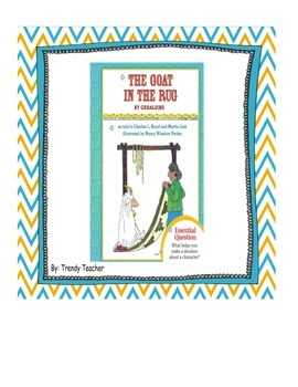 Goat in the Rug Journey's flipchart