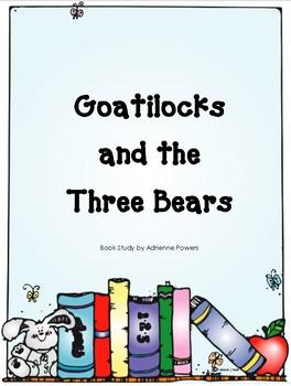 Goatilocks and the Three Bears Book Companion