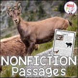 Goats Nonfiction Guided Reading Comprehension and Fluency Passages