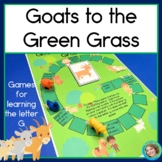 Goats to the Green Grass Games for the letter G