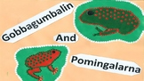 Gobbagumbalin and Pomingalarna - Australian Aboriginal Dre