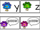 Gobble! A Letter Recognition Game