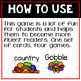 Gobble - A Sight Word Game