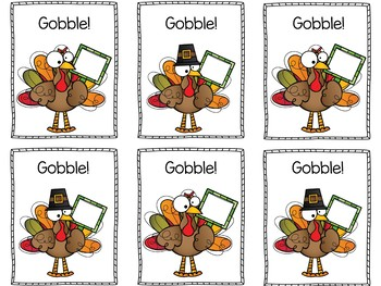 Gobble! A Sight Word Game