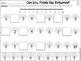 Gobble 'Em Up! Literacy & Math Activities for November