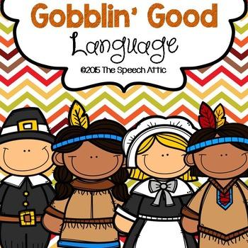 Gobblin' Good Language
