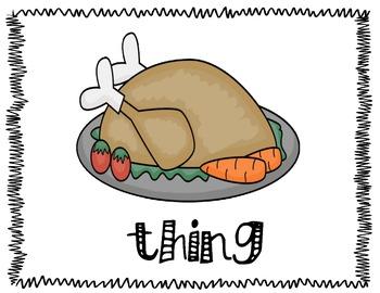 Gobble-Gobble: Thanksgiving Literacy Centers