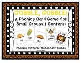 Gobble Gobble: A Thanksgiving Themed Consonant Blends Phon