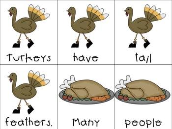 Gobble Gobble-A unit about Turkeys!